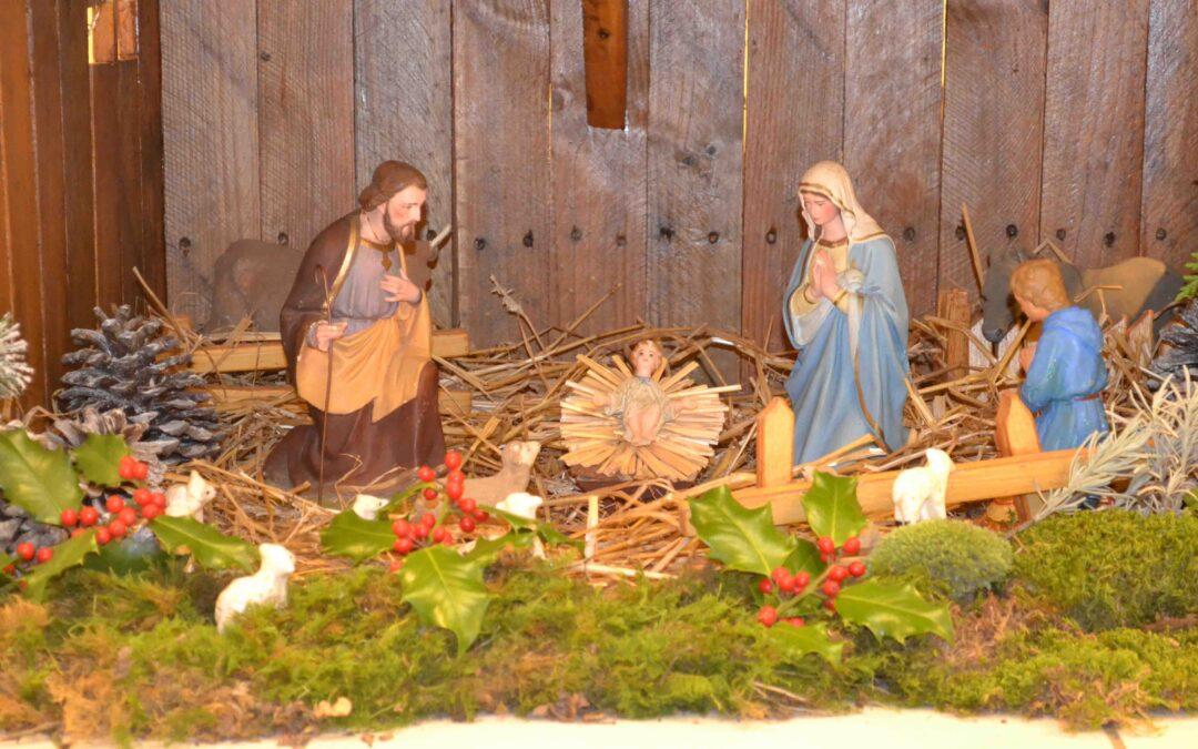 Messe de Noël et du Jour de l'An à Saint Doulchard