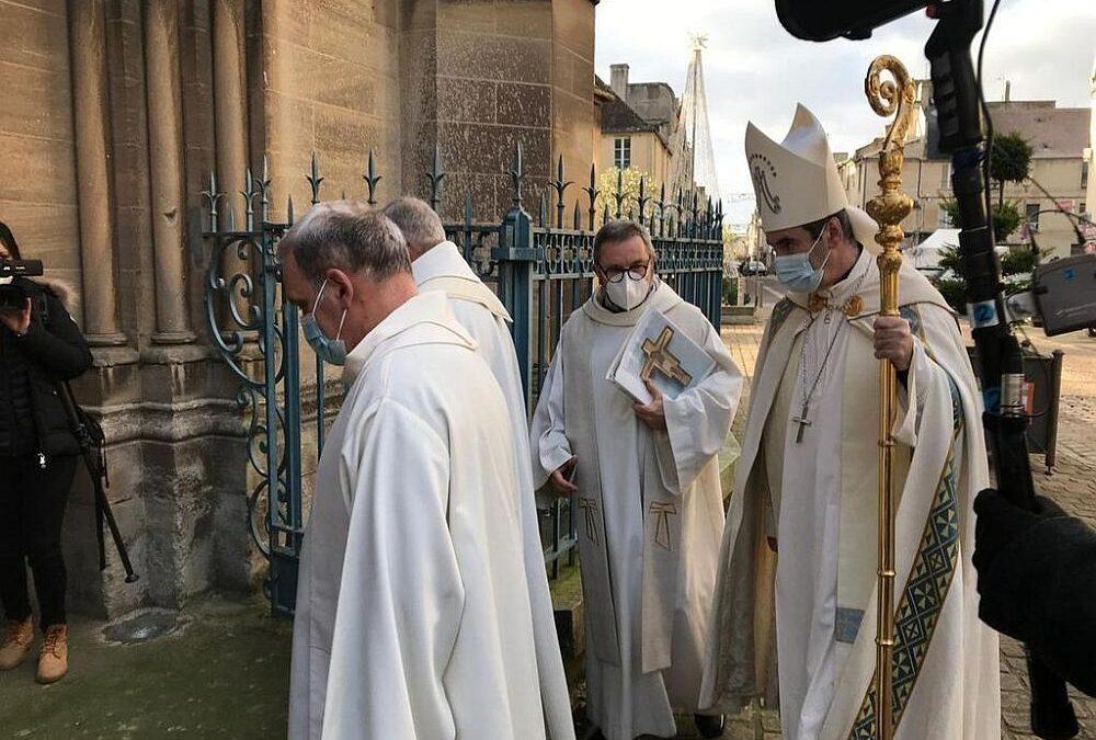 Un nouvel Évêque pour le diocèse de Bayeux-Lisieux