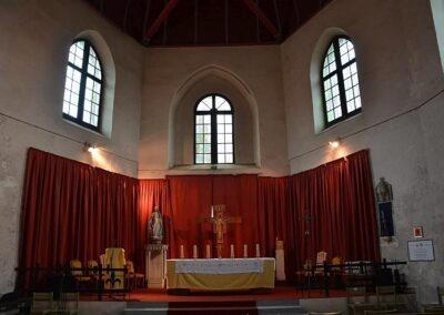 Chapelle de l'ancien monastère de Bourges
