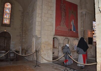 Le petit oratoire de sainte Jeanne