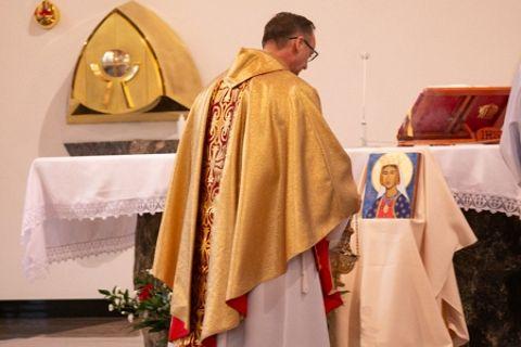A Grąblin, une fête de Sainte Jeanne sans ses filles …
