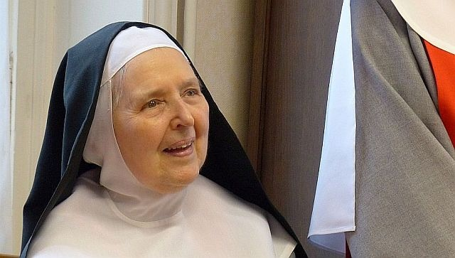 Sister Marie du Cœur Immaculé (1930-2021)